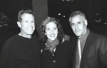 Bill Boggs, Fern Berman, Charlie Pinsky