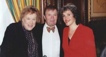 Julia Child, Jacques Pepin, Fern Berman